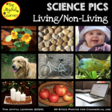 Stock Photos: Living and Non-Living (for commercial use)