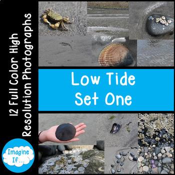 Stock Photos-Low Tide
