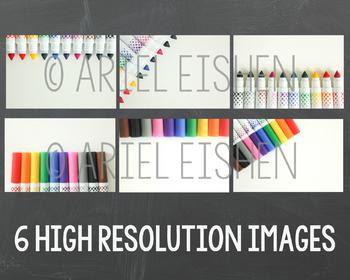 Stock Photos - Marker Set