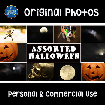 Photos for Commercial Use: Assorted Halloween