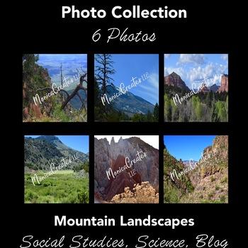 Mountains: Photos