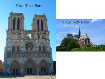 Stock Photos: Notre Dame Cathedral, Paris