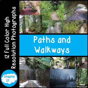 Stock Photos-Paths and Walkways