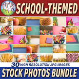 "Stock Photos - ""School-Themed"" - Social Media & Blog Stock"