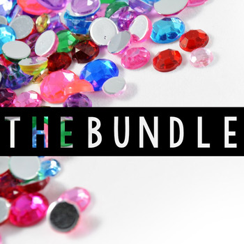 Stock Photos Styled Images - Bling or Gems