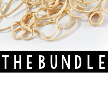 Stock Photos Styled Images - Rubber Bands