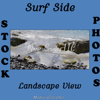 Stock Photos - Surf Side
