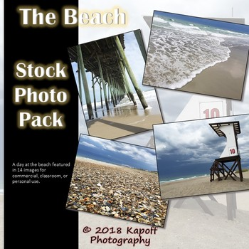 Stock Photos: The Beach