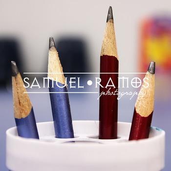 STOCK PHOTOS: The Pencils *FREEBIE*