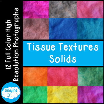 Stock Photos-Tissue Textures Solid Colors