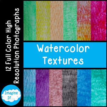 Stock Photos-Watercolor Textures