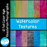 Stock Photos-Watercolor Textures