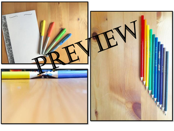 Stock Photos for Teacherpreneurs:In Living Color Set (Personal & Commercial Use)