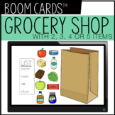 Stock The Shelf & Shop with BOOM cards