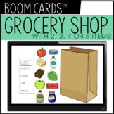 Grocery Shop Digital Activity