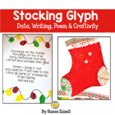 Stocking Glyph Craftivity with Reading, Writing, and Math!