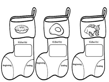 Stocking Kidwrite