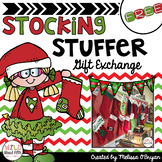 Christmas Stocking Stuffer Gift Exchange Freebie