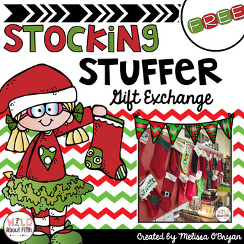 Stocking Stuffer Gift Exchange Freebie