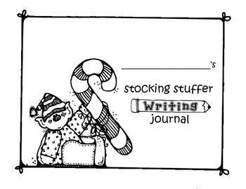 Stocking Stuffer Story Starters