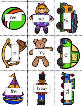 Stocking Stuffers!  Editable Center For Initial Sounds & Sight/CVC Words!