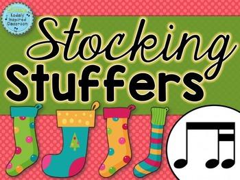 Stocking Stuffers {ti-tiri rhythm game}
