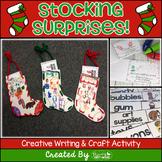 Stocking Surprises ~ Creative Christmas Writing Mini Book