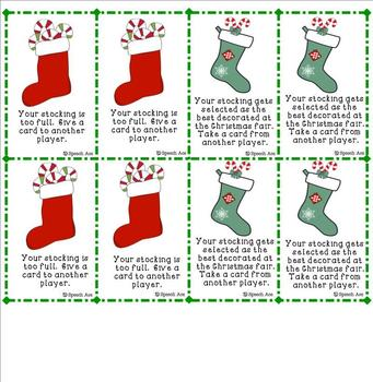 Stocking Synonyms: Upper Elementary