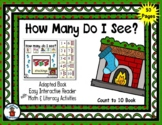 Stockings - Count to 10 Adapted Interactive Reader & Activ