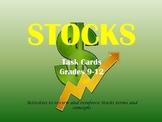 Stocks Task Cards