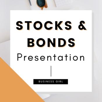 Stocks and Bonds PPT