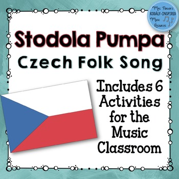 Stodola Pumpa: Czech Song and Activities for Tika-Ti