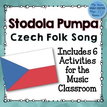 Stodola Pumpa: Czech Song and Activities for Tika-Ti