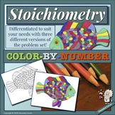 Stoichiometry Color-by-Number