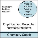 Stoichiometry: Empirical (Simplest) and Molecular Formula