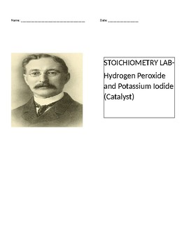 Stoichiometry Lab with Catalyst