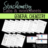 Stoichiometry Labs and Worksheets