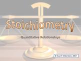 Stoichiometry - Mole Ratios