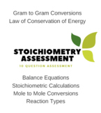 Stoichiometry Assessment