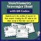Stoichiometry Scavenger Hunt with QR Codes