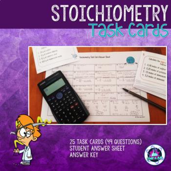 #easterbunny Stoichiometry Task Cards