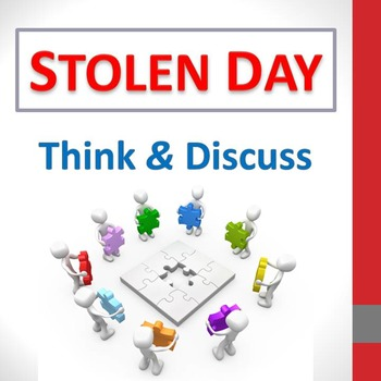"""Stolen Day"" - Think & Discuss questions"