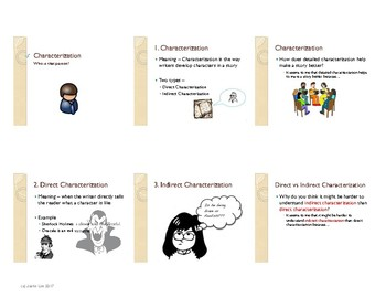 Stolen Day by Sherwood Anderson Lesson Plan, Worksheets, Key, Powerpoints