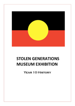 Stolen Generations Task and Marking Criteria
