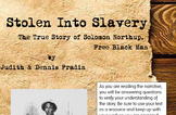 """Stolen Into Slavery"" Reading Questions and Performance Tasks"