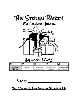 Stolen Party Unit