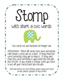 Stomp with short a cvc words