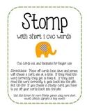Stomp with short i cvc words