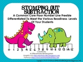 Stomping Out Subtraction-Differentiated and Addresses Common Core