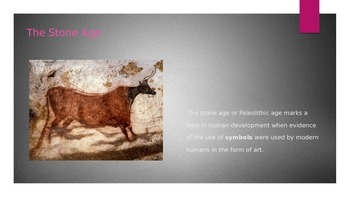 Stone Age Artists Powerpoint